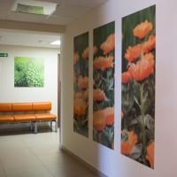 Poczekalnia dla pacjentów