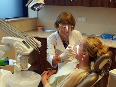 Marta Kusy-Podkańska, Dentysta Roku 2018