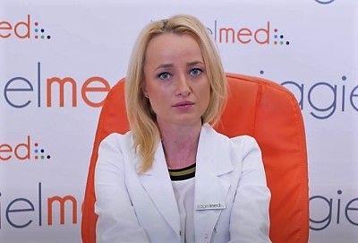 dr Brzozowska zagiel med